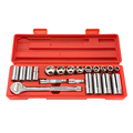 TEKTON MIT-11601 21-pc. 3/8 in. Drive Socket Set (Metric) from Hanover Tool