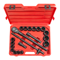 TEKTON MIT-4899 21-pc. 3/4 in. Drive Impact Socket Set (3/4-2 in.) from Hanover Tool