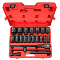 TEKTON MIT-48995 22-pc. 3/4 in. Drive Deep Impact Socket Set (7/8-2 in.) from Hanover Tool