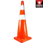 Ridgerock Neiko-53764A 36 in. Safety Cone with 2 Reflective Strips from Hanover Tool